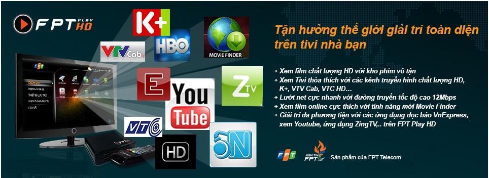 Truyền hình FPT Ninh Bình