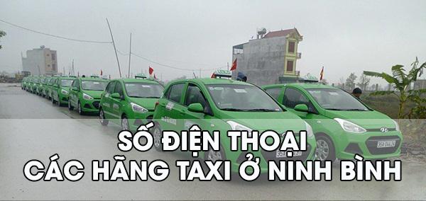 Danh bạ các hãng taxi tại Ninh Bình