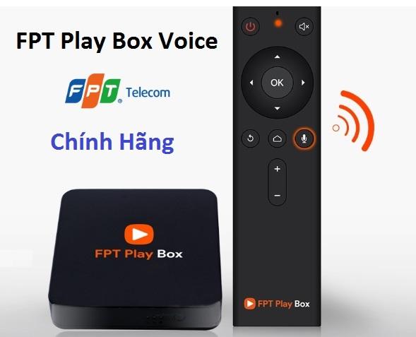 FPT Pay Box, truyền hình điều khiển giọng nói