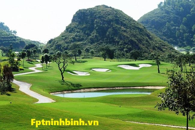 FPT Ninh BÌnh, Sân Gold Yên Thắng