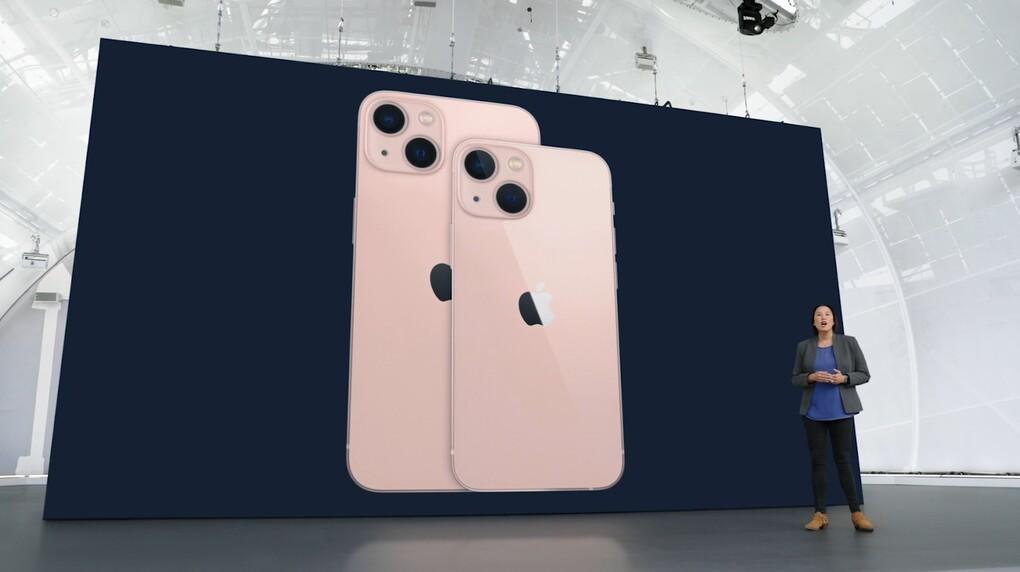 iPhone 13 và iPhone 13 mini
