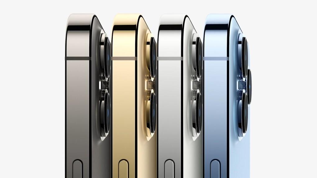 iPhone 13 Pro và 13 Pro Max